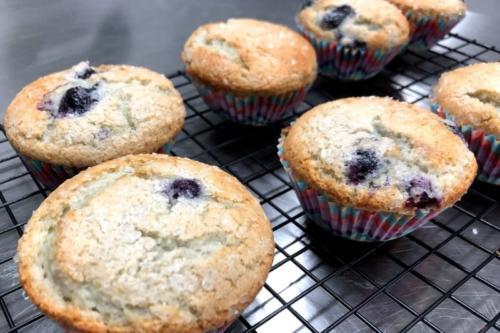 muffins crop